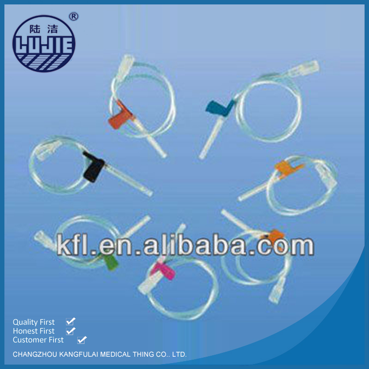 Hot Selling Good Reputation High Quality saline injection needle