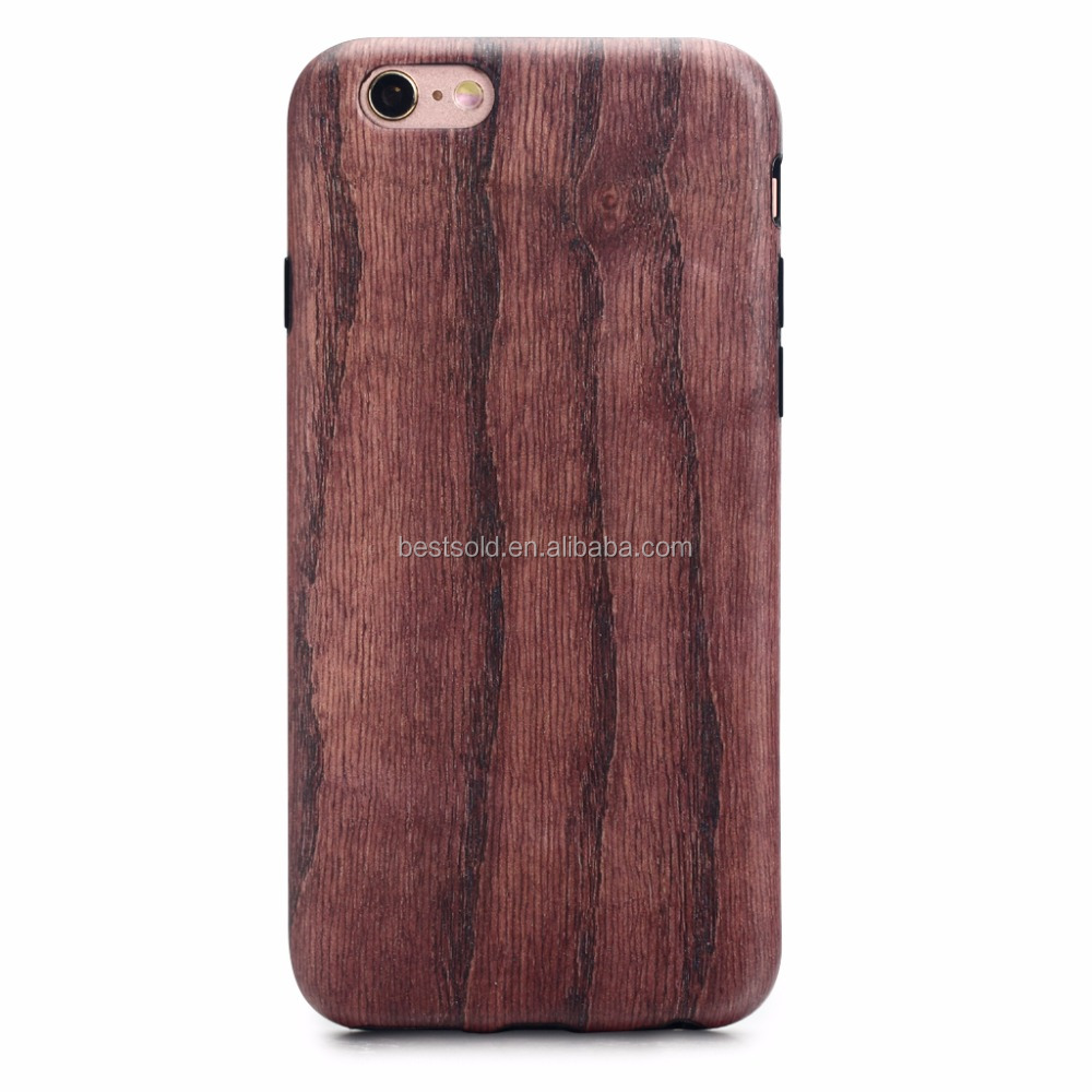 For iphone 6 phone case wood,IMD TPU Case for iphone 6s Wooden Cover Mobiles