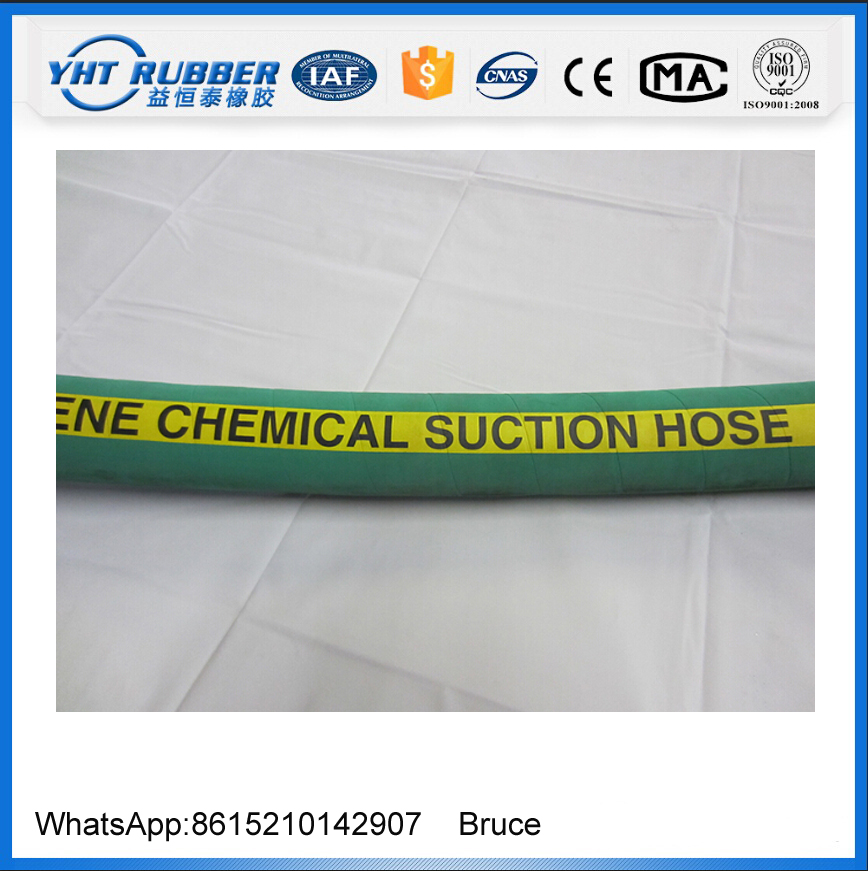 4'' Chemical Suction and Discharge Industrial Hose