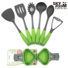 Super good basic classification of kitchen tools and equipment sets