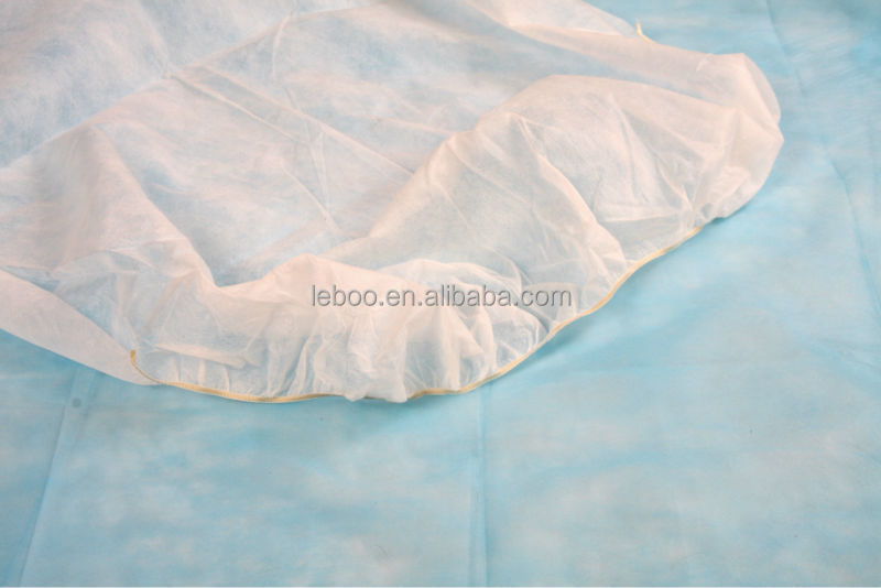 Free sample! Disposable nonwoven bed Sheet