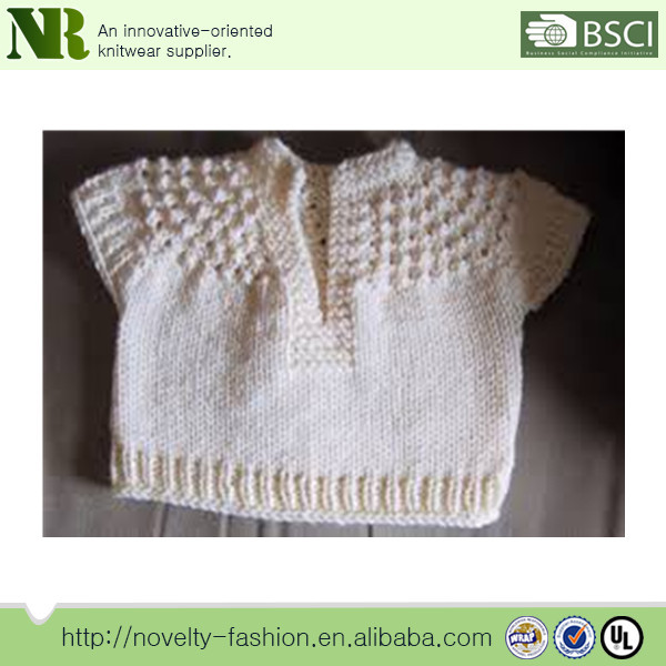 Latest Crochet Knit Newborn Baby Sweaters S Design Cotton Sweater Clothes