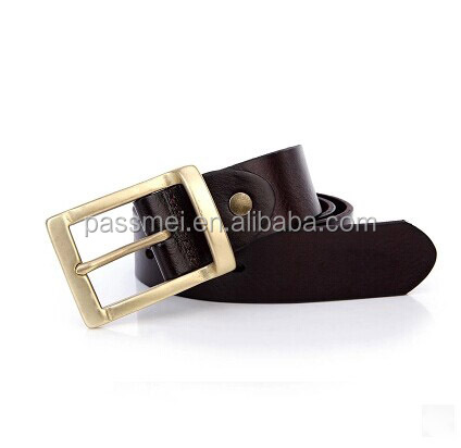 2015 factory rent in china italian leather man fashion belt