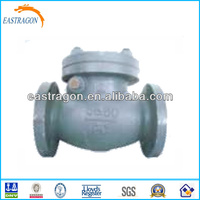 JIS F7373 Cast Iron Globe Check Valves 10K DN50