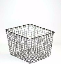 wholesale cheap OEM service multi purpose mesh container utility wire storage basket