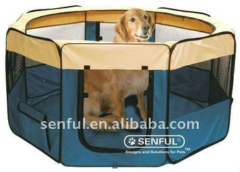 Outdoor Foldable Pet portable playpen Portable Doggie PlayPen