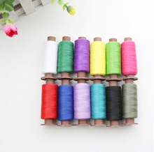 thread for sofa nylon leather sewing thread for sofa high tenacity strength thread
