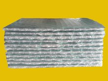 heat shield material,aluminium foil insulation thermal multilayer,Fireproof Aluminum Foil Bubble Attic Insulation
