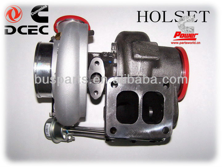 KINGLONG yutong higer DongFeng bus engine part Diesel, turbo charger HX35W HX40 HX50