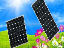 18v 150w choosable mono or poly solar panel manufacturer in China with stocks for wholesale