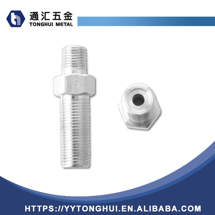 Factory manufacture various bulkhead union fittings