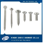 Wholesale Stainless Steel Black Phosphate Drywall Screw