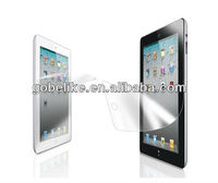 clear screen protector for ipad2 screen protector