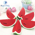 Jumbo Slow Rising Squishy Watermelon toy Scented Watermelon Slice Squeeze hand Toy Gift for Kids Adults