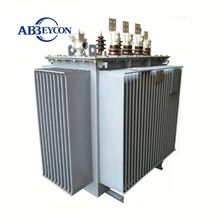 dyn11 3 phase oil three-dimensional 20kv electric distribution power transformer