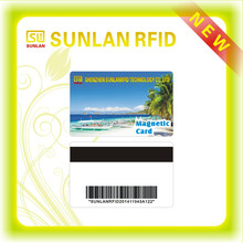 High quality PVC rfid adult supermarket prepaid magnetic stripe card with MF S50(professional manufacturer)