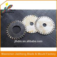 Factory price lapidary diamond saw blades for shovel machine