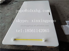 roller skating court floor/synthetic ice hockey shooting rink/plastic skating pad