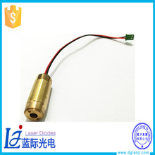 DPSS Green 532nm 5mw 10mw 15mw 30mw Mini Laser Module With Dot