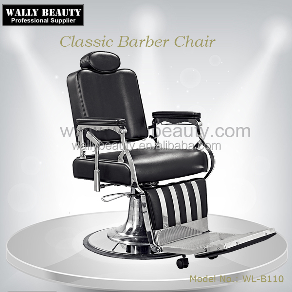 Wholesale luxury barber chair with super big pump and base