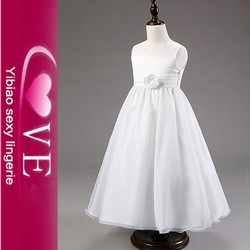 hot sell beauty girls party wedding dress flower girl dresses