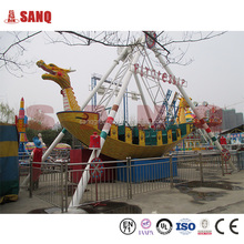 Park Small Thrilling Priate Boat Amusement Ride Pirate Ship For Sale