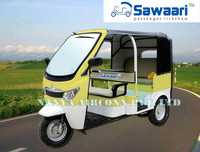 bajaj shape tuk tuk auto electric rickshaw for sale