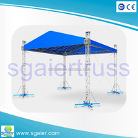 On Sale Used Aluminum Spigot Lighting Tower Truss for events 2015