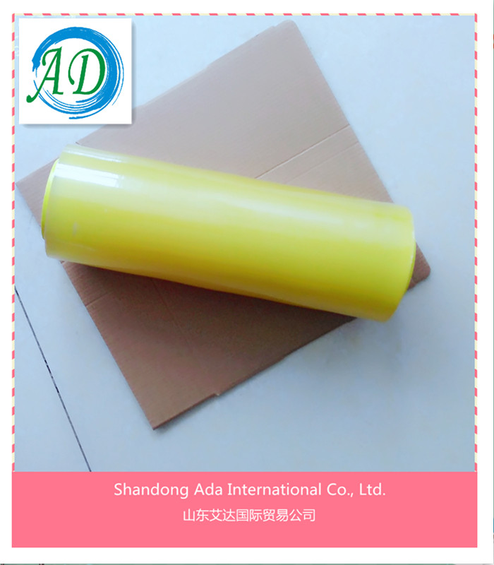 High transparent and soft packaging plastic film with low price