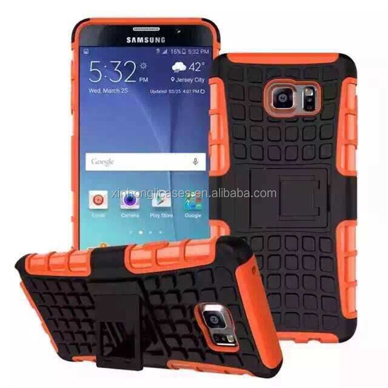 Shcokproof Heavy Duty Rugged Armor Case Cover For Samsung Galaxy Note 5