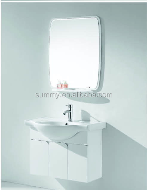 China supplier Wall mounted bathroom cabinet with mirror