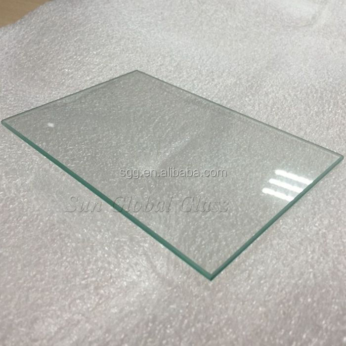 High Quality 2MM 3MM 4MM Clear Float Glass Electricity Meter Cover