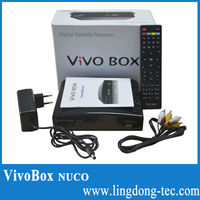 vivo box NUCO samsat receiver digital satellite receiver