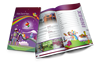 Full Color Catalogue And Brochure Offset Printing