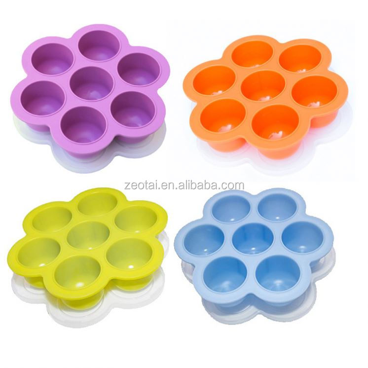 New Silicone Egg Bites Molds for Instant Pot Accessories Fits Instant Pot 5,6,8 qt Pressure Cooker, Reusable Storage Container