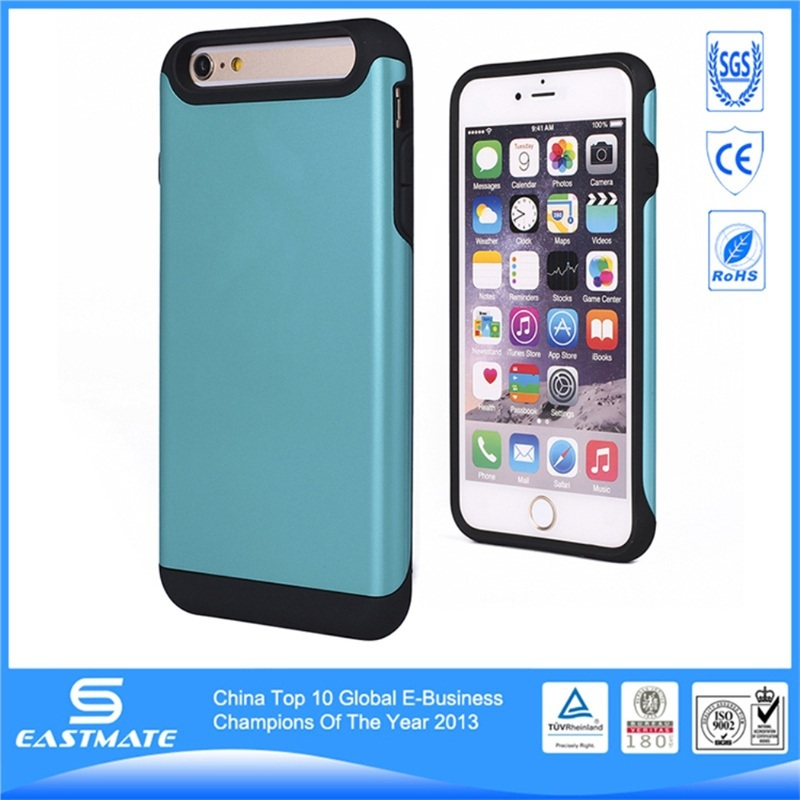 funny smartphone accessories leather case for apple iphone 6 plus