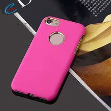 China manufacturer charm transparent case for phone