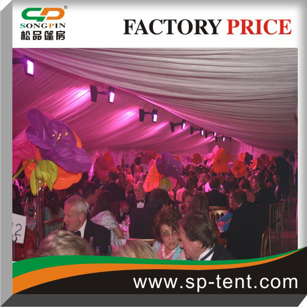 school events tents 25m span for 500guests