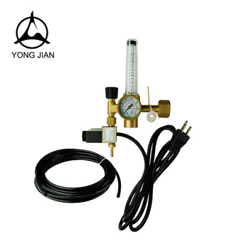 China factory direct sale high precision brass carbon dioxide regulators