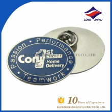 China manufacturer high quality custom metal enamel button pin