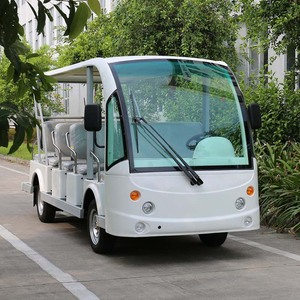 14 seater electric passenger vehicles DN-14 for sale with CE Certificate (China)