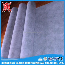 2016 hot sale width 1.2m PP / PE composite waterproof roofing membrane in cheap price