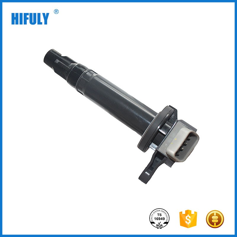 DQ910820 high performance 19070-B1020 automotive parts ignition coil for toyota vios
