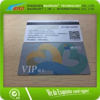 Professional Examples of Membership Qr Code Business Card Design