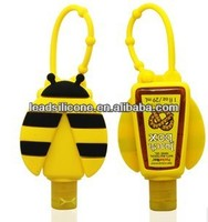 Bee shape silicone hand sanitizer
