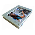 INNODA 12.1inch 4-Wires Resistive Embedded Industrial Panel Pc