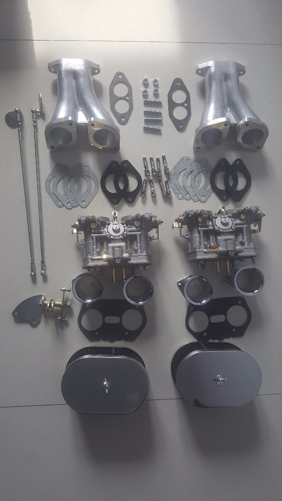 VW TYPE 4 FAJS HPMX WEBER IDF DUAL 40mm CARB KIT
