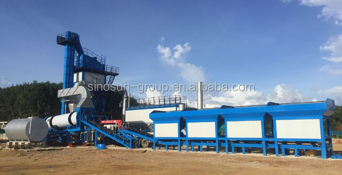 4-6TPH bitumen melting plant,DT4 asphalt melting machine for sale