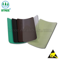 BTREE Transparent Conductive Plastic for PP/APET/PVC/PS