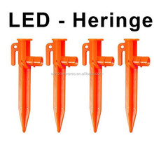 LED Lights Outdoor Tent Pegs Ground peg Camping light /LED Lights Outdoor Tent Pegs